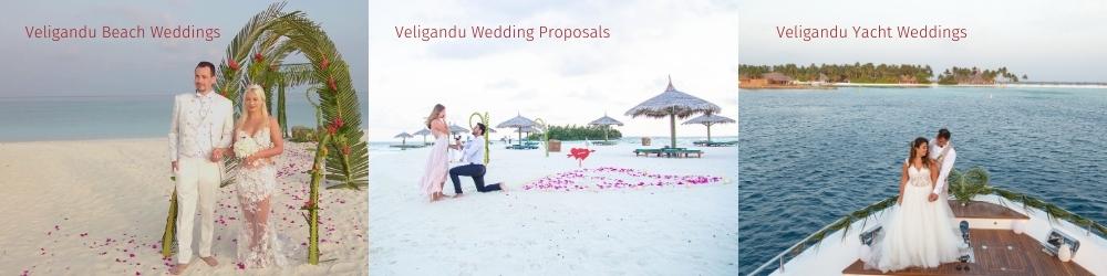 Veligandu Maldives Weddings