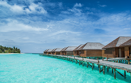 Jacuzzi Water Villa @ Veligandu Maldives