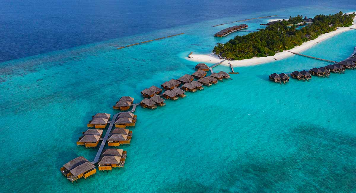 Maldives Overwater Villas at Veligandu Island Resort & Spa