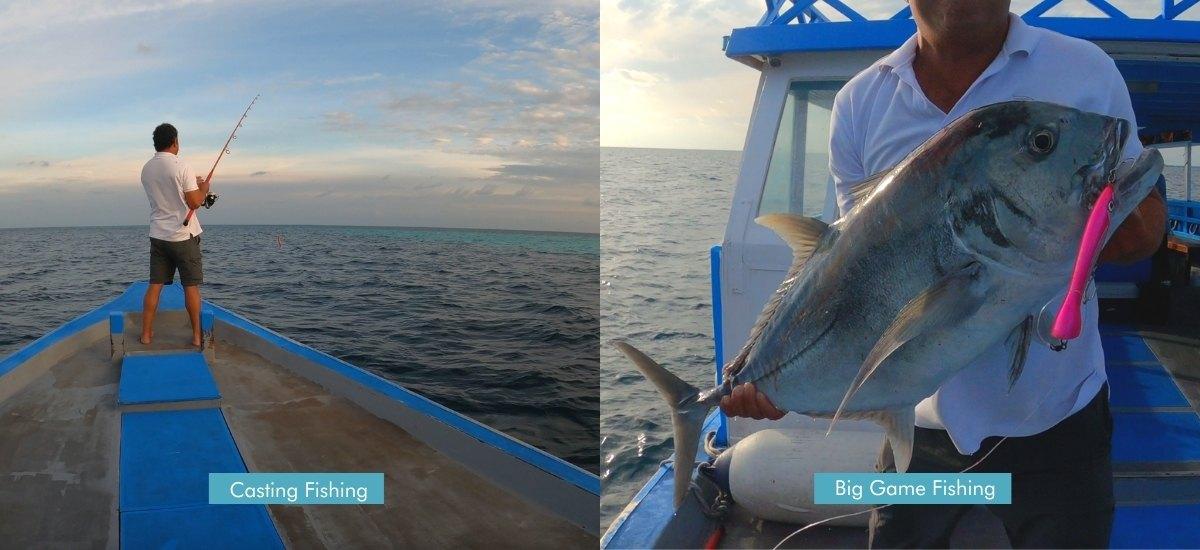 Top Maldives Fishing Excursions - Veligandu Island Resort & Spa