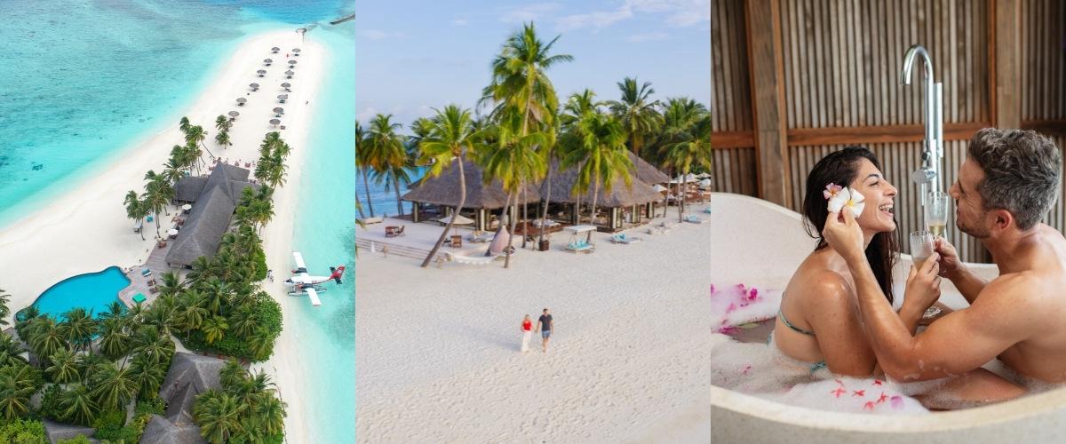 Veligandu Island Resort & Spa Wins 2021 Tripadvisor Travellers Choice Award.