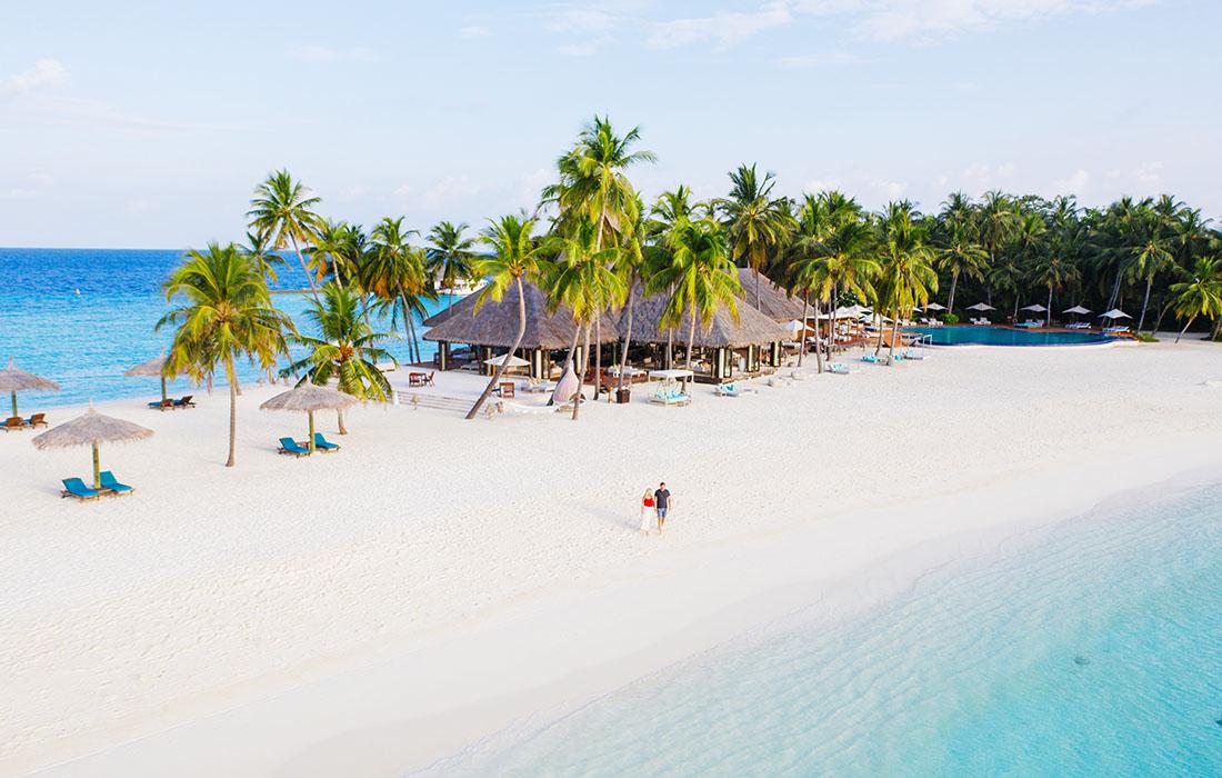 Best Beach in the World - Veligandu Island Beach