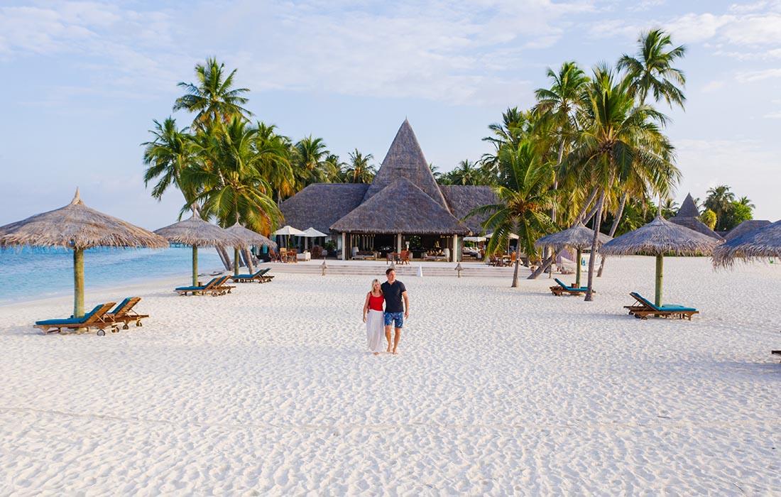 Maldives Honeymoon - Veligandu