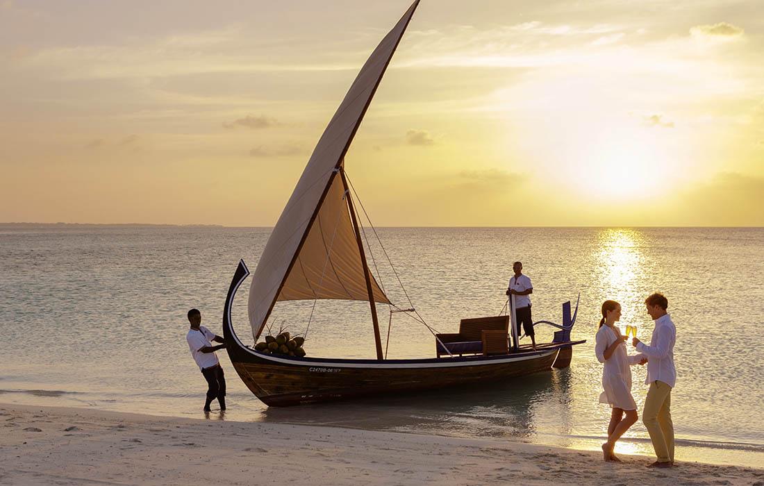Couples Holiday - Veligandu Maldives