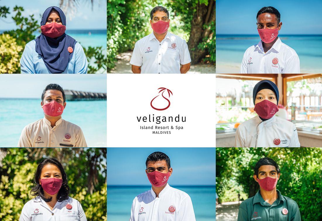 Veligandu Maldives - We Are Vaccinated