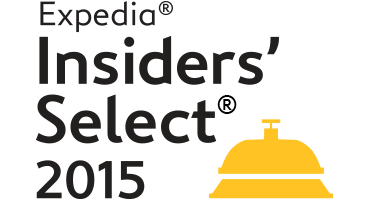 Expedia Insider' Select Award, 2015, Worldwide