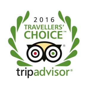TripAdvisor Travelers' Choice Award, 2016, Worldwide