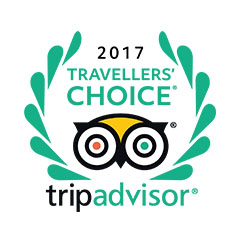 TripAdvisor Travelers' Choice Award, 2017, Worldwide