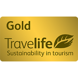 Travelife Gold Award, 2018, UK