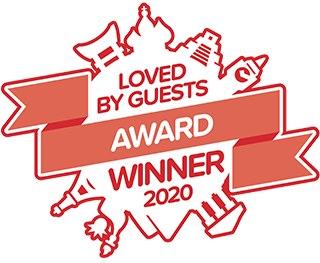 Hotels.com Loved By Guests Award 2020, Worldwide