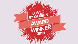 Hotels.com™ Loved By Guests Most Wanted Award, 2019, Worldwide