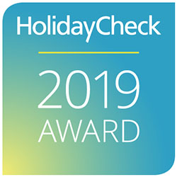 HolidayCheck Award, 2019, Germany